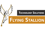 flying Stallion Logo Designed & Developed By Herald Lynx Lahore Pakistan