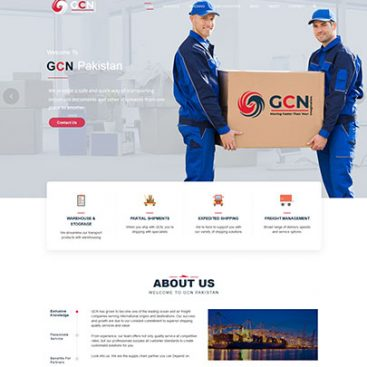 GCN Pakistan Designed & Developed By Herald Lynx Lahore Pakistan