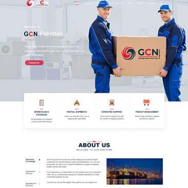 GCN Pakistan Designed & Developed By Herald Lynx Lahore Pakistan