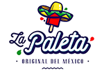 La Paleta Ice Cream Logo Designed & Developed By Herald Lynx Lahore Pakistan
