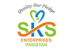 SKS Enterprises Logo Designed & Developed By Herald Lynx Lahore Pakistan